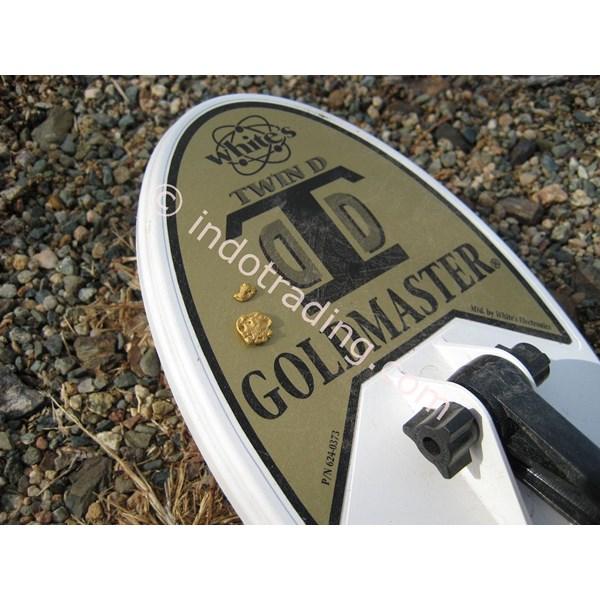 White Gmt Gold Master Detector Pencari Emas