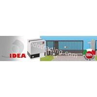 Pintu Otomatis Idea Untuk Pagar 1200 Kg