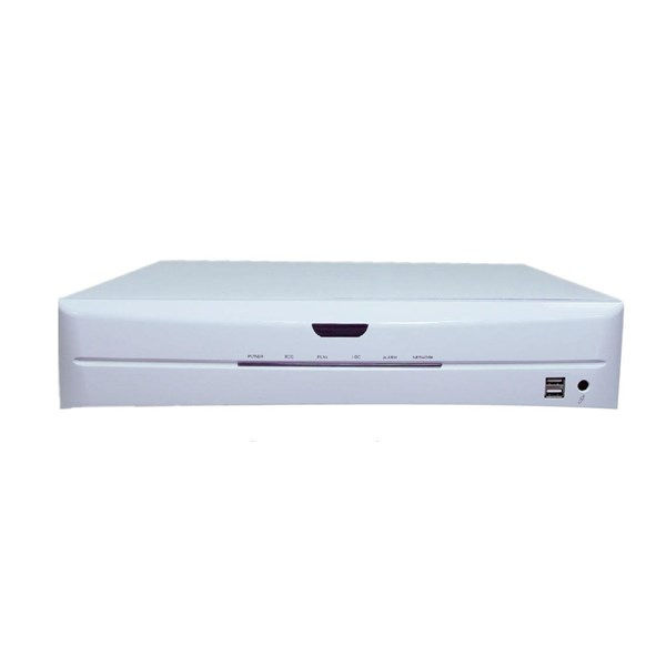 NVR 16 Channel supported by 4 HDD dengan 6 TB