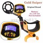 Metal Detector Underground Bawah Tanah Gold Sniper Original Alat Deteksi Emas  1