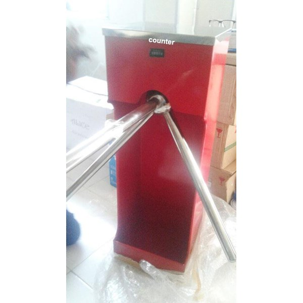 Tripod Turnstile Manual Lokal