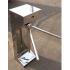 Tripod Turntile Stainless Steel Manual Lokal 3