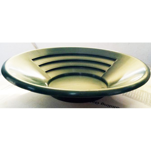 Panci Pendulang dan Penyaring Emas Gold Pan