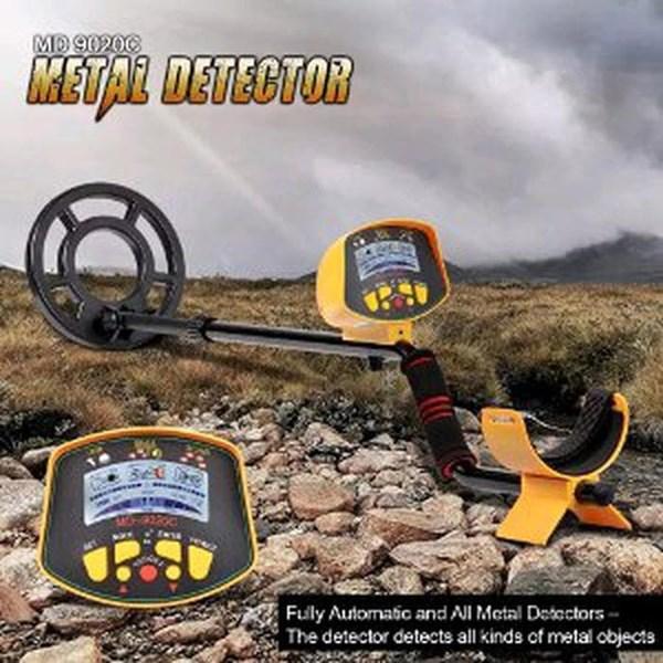 Pendeteksi Emas Bawah Tanah 9020c