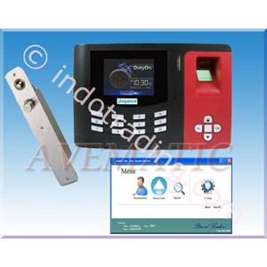 Paket Fingerprint Access Pintu  Sdik Jari atau Kartu  atau Pin