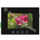 Outdoor 1 Indoor 2 : Video Door Phone Touchscreen & Handsfree Color Ccd Sony 600 Tvl 3