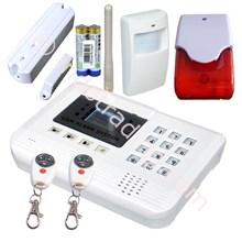 Paket Alarm Gsm Wireless S100
