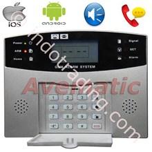 Paket Gsm Alarm Wiring Dan Wireless Pro