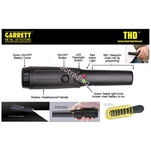 Garrett Thd Tactical Metal Detector 1165900