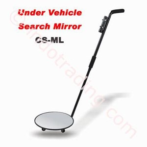 Dari Vehicle Inspection Mirror Cermin Melihat Bawah Kendaraan 0