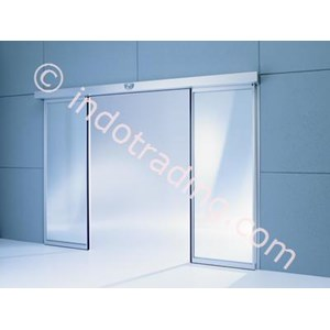Automatic Sliding Glass Door Tashido