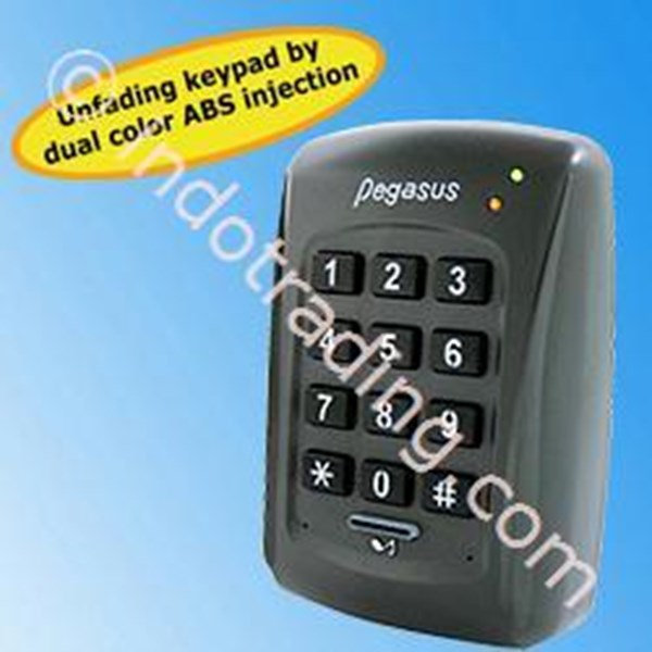 Standalone Proximity Card Access Controller Reader