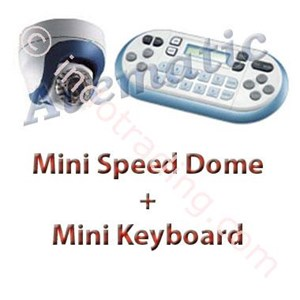 From Mini Speed Dome Zoom 3X With Keyboard 0
