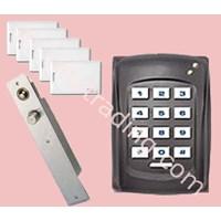 Jual Paket Access Kontrol Dengan Kartu Dan Pin