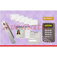 Paket Access Control Dengan Kartu Dan Software Pencatat Waktu