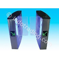 Speed Gate Optical Turnstile 6908