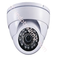 Outdoor Indoor Waterproof Ir Dome Anti Pecah Ccd Sony Effio-E 700Tvl