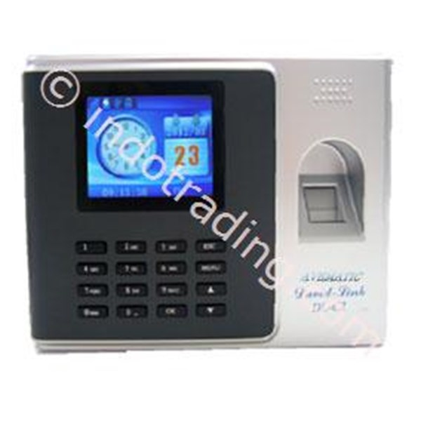 Fingerprint Tanpa Software Menggunakan Excell Dl-Cii