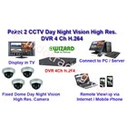 Paket Kamera CCTV Sony 600TVL 1