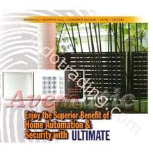 Alarm Pencurian V3 Dengan Cable Atau Wiring