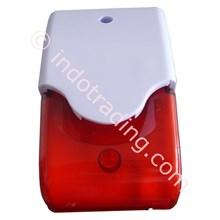 Sensor Strobe Dan Sirene Untuk Alarm Pencurian Yang Gunakan Kabel