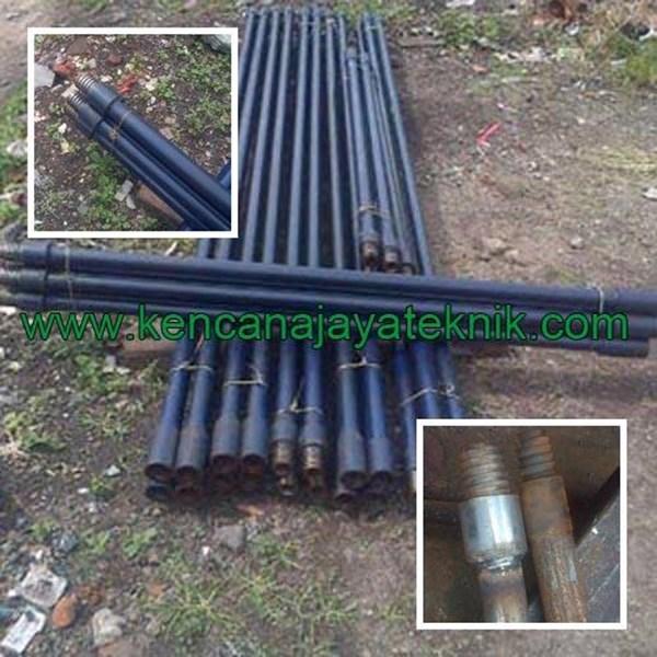 Sparepart Mesin Bor Drill Rod Aw