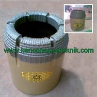 Sparepart Mesin Bor Diamond Core Bit Nq Hq-Spare Part Mesin Bor 1