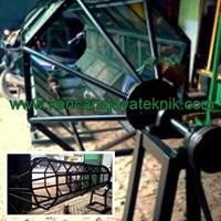 Dari Mesin Pengayak Kompos-Mesin Pertanian 1