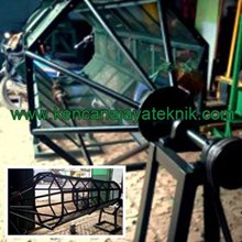 Mesin Pengayak Kompos-Mesin Pertanian