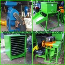 Mesin Pengolahan Pakan Ternak - Mesin Hammer Mill-Mesin Pertanian