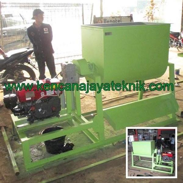 Mesin Mixer Pakan Ternak-Mesin Mixer Pelet-Mesin Pengaduk
