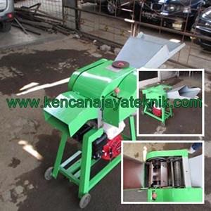 Mesin Pencacah Rumput Kering-Mesin Pencacah