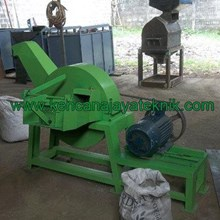 Cutting And Wood Breaker Machine - Saw Machine