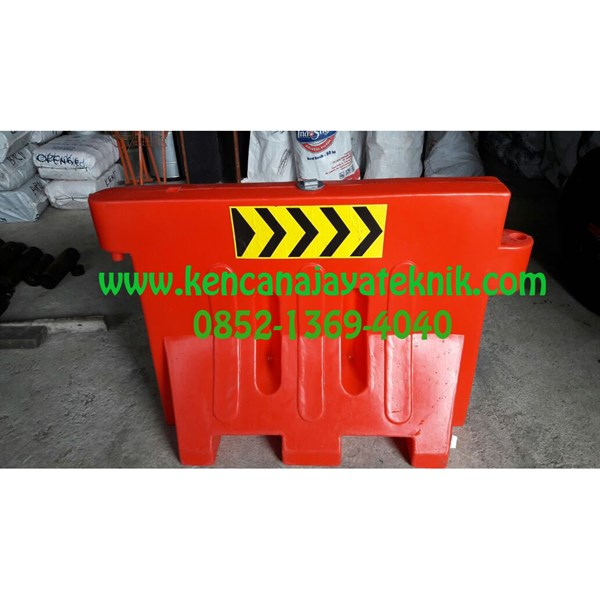 Road Barrier- Keamanan Jalan Kendaraan