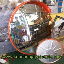Cermin Tikungan Jalan - Convex Mirror -  Safety Mirror - Keamanan Jalan Kendaraan