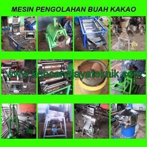 Mesin Pengolahan Buah Kakao-Mesin Perkebunan