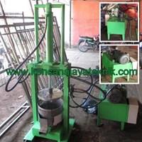 Mesin Pengempa Lemak Biji Coklat-Mesin Pertanian 1