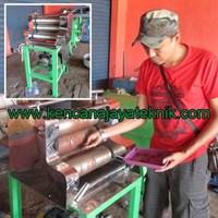 Mesin Pemasta Coklat Halus Roll-Mesin Pengolah Buah & Sayur 1