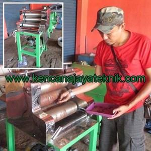 Mesin Pemasta Coklat Halus Roll-Mesin Pengolah Buah & Sayur