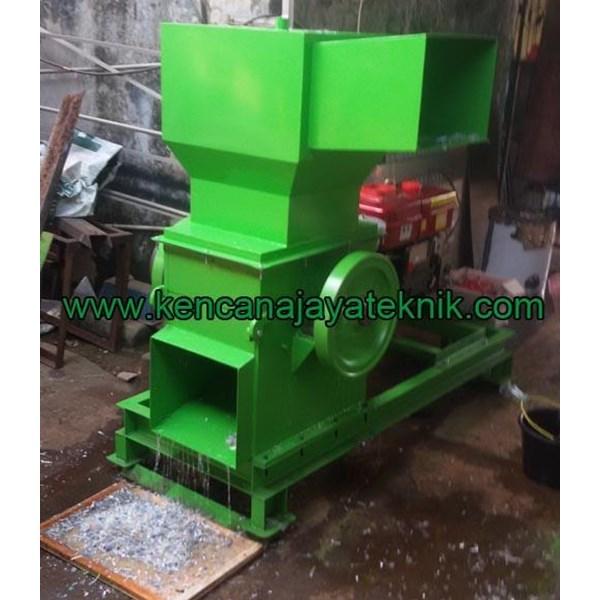 Mesin Penghancur Plastik-Mesin Perajang Plastik-Mesin Perajang