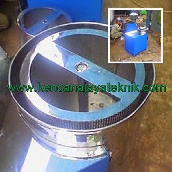 Mesin Spinner Peniris Minyak - Pengering Minyak - Mesin Sterilisasi Makanan
