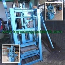 Mesin Cetak Batako - Mesin Press Batako - Mesin Ce