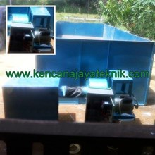 Mesin Pengering Kopi Sistem Box Dryer