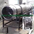 Mesin Pengering Granul Pupuk Kompos Sistem Rotary Dryer-Mesin Pertanian 1
