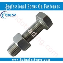 Hex Head Cap Screw(Sekrup Hex Kepala Topi)