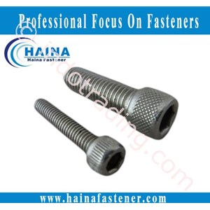 Stainless Steel Hex Socket Cap Screw(Baja Hex Soket Kepala Sekrup Stainless)