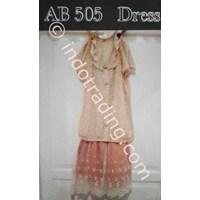 Jual Gaun Import Korea Ab  505
