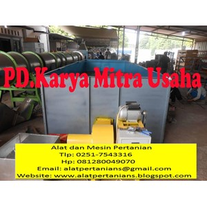 Dryer Box Mesin Pengering Biji Kakao