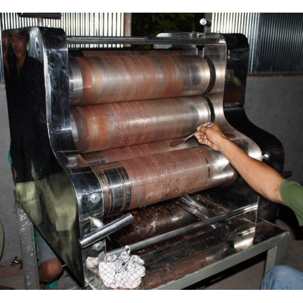Mesin Pemasta Halus Kakao