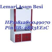 Lemari Asam Besi
